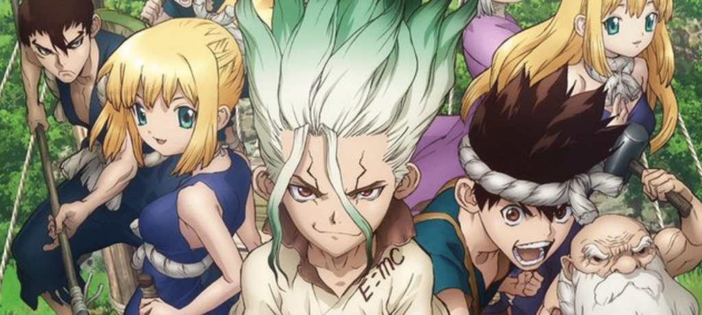 Dr. stone review