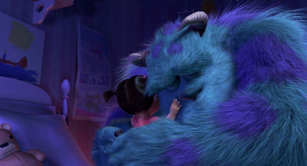 Filmes mais emocionantes da Pixar | Monstros SA