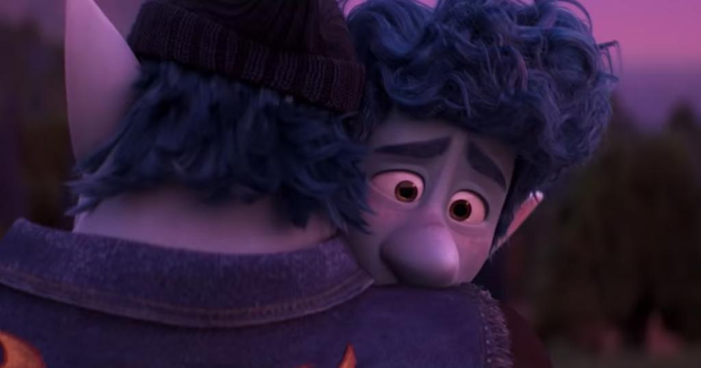 Filmes mais emocionantes da Pixar | Dois Irmãos: Uma Jornada Fantástica