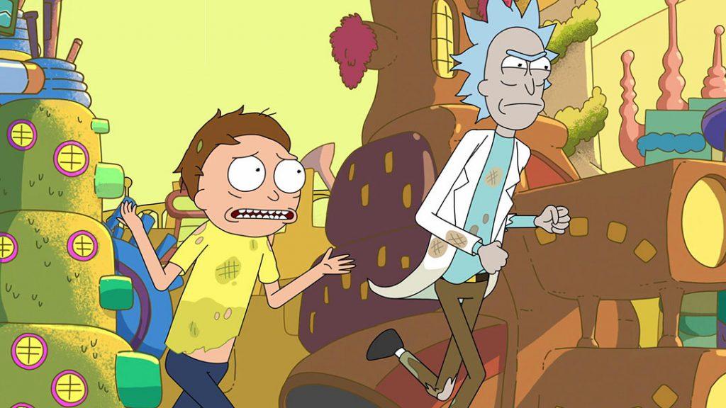 Os 10 melhores episódios de Rick e Morty