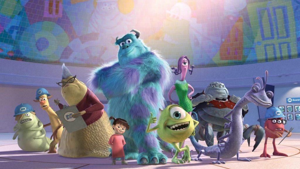 Monstros no trabalho recebe imagem com novos personagens