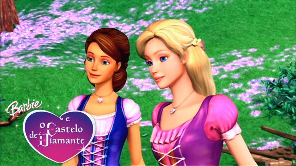 3 melhores filmes da barbie