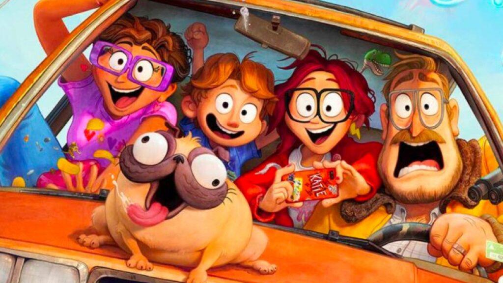 filmes animados para assistir na Netflix
