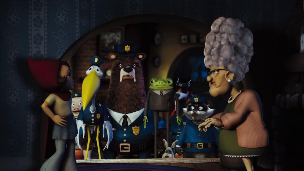 4 melhores paródias dos contos de fadas