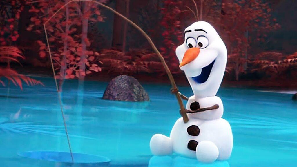 Olaf derrete