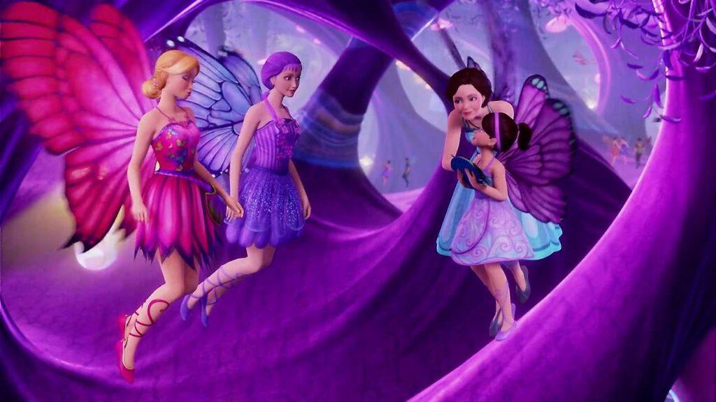 3 melhores continuações de Barbie 4